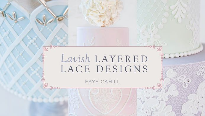 Lavish Layered Lace