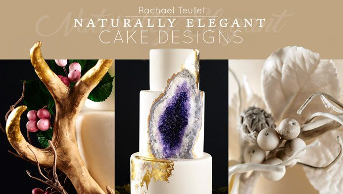 Naturally Elegant Cake Designs