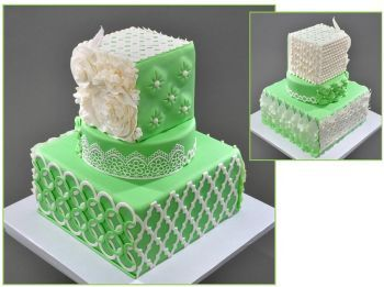 New Trends in Rolled Fondant