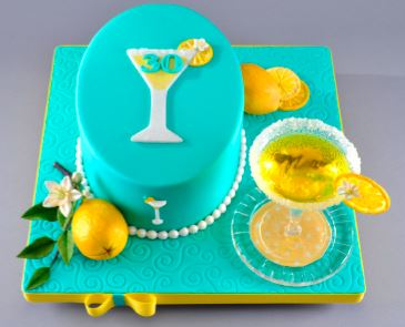 Lemondropmartinicake