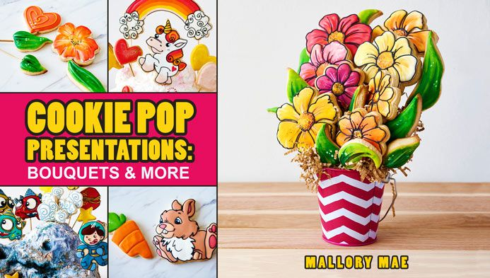 cookie pop presentation