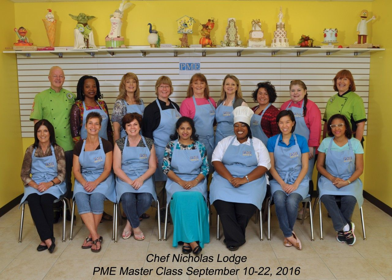 PME Master Class and Blog Winner!