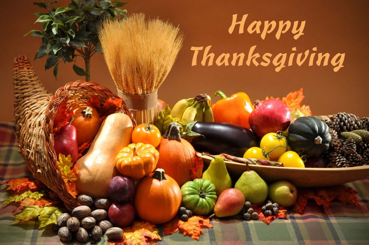 Happy Thanksgiving from the ISAC Family