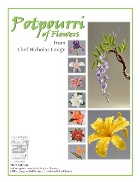 Potpourri of Flowers 25th Anniversary Edition!