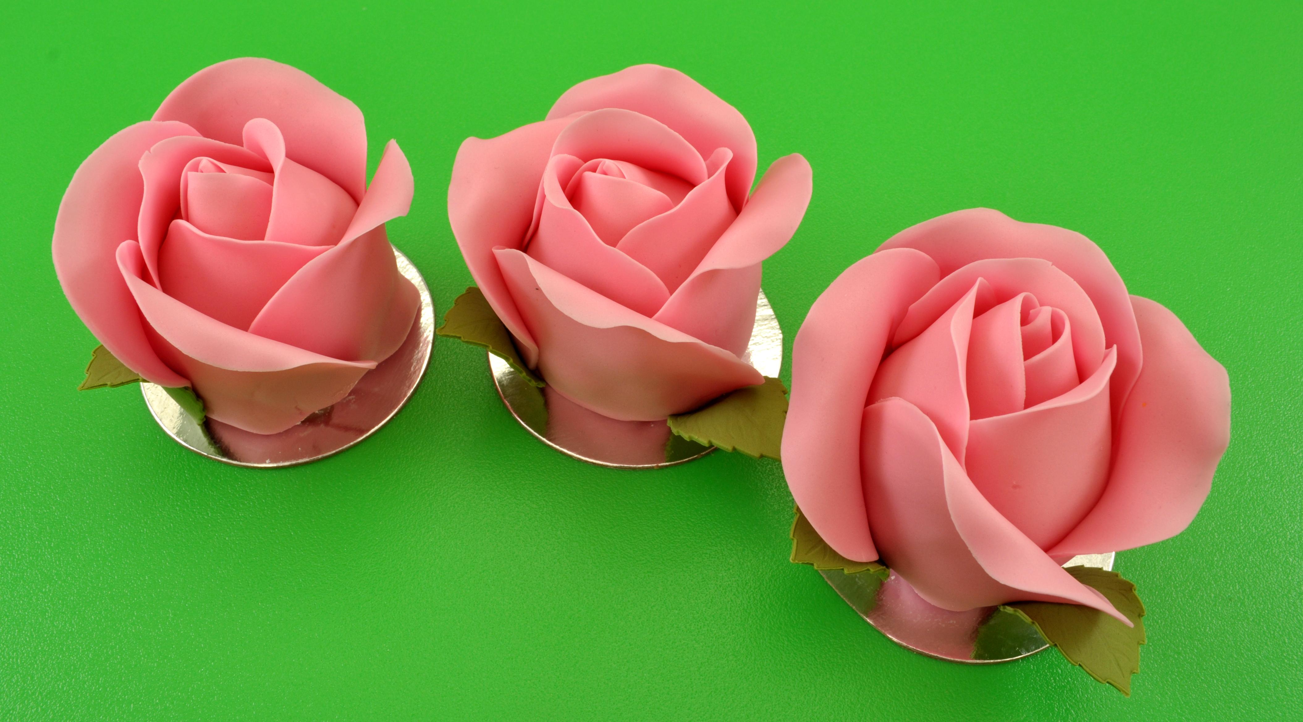 Cupcake Rose Tutorial Blog