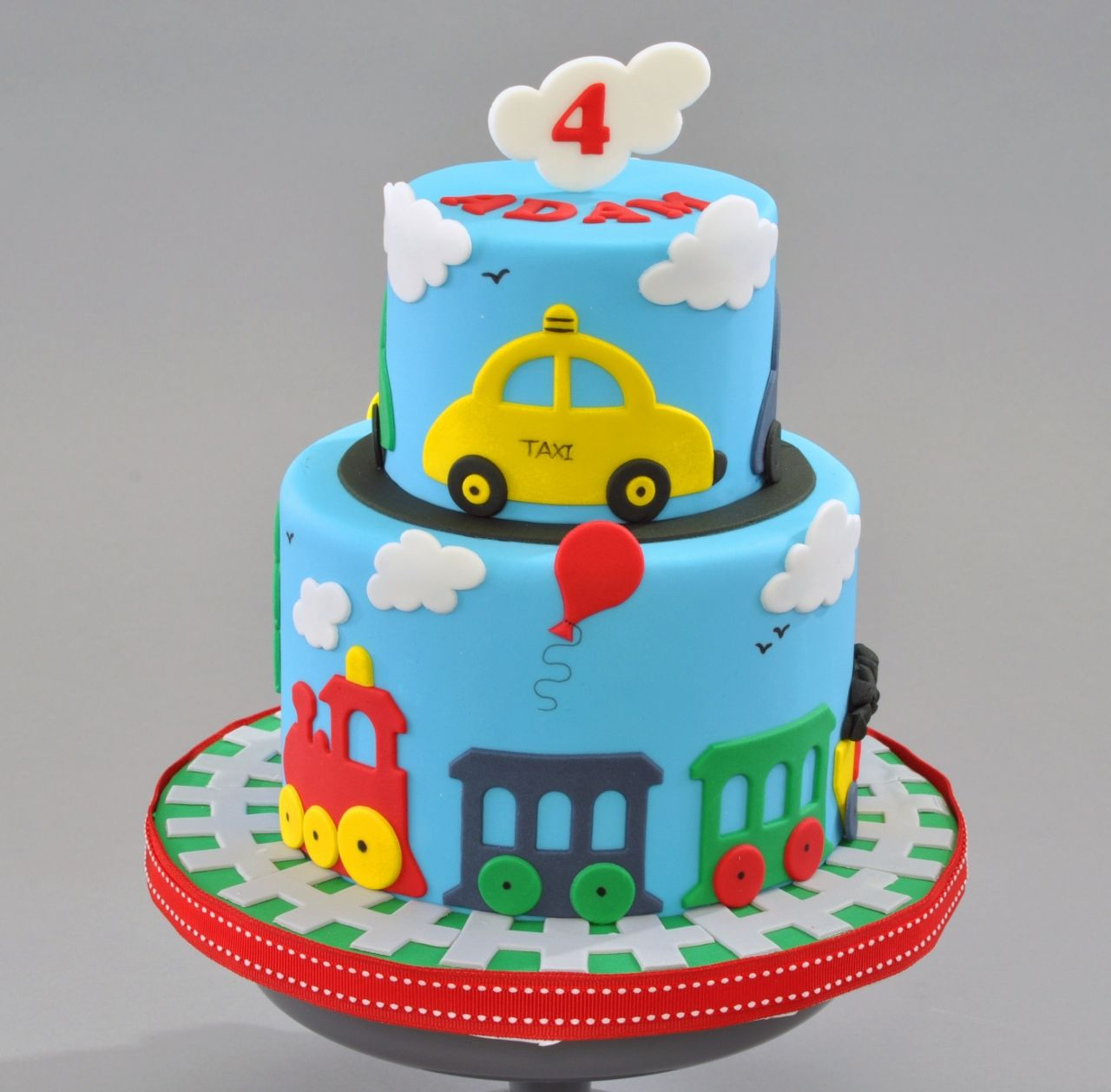 Planes Trains and Automobiles Blog Cake Decorating Classes