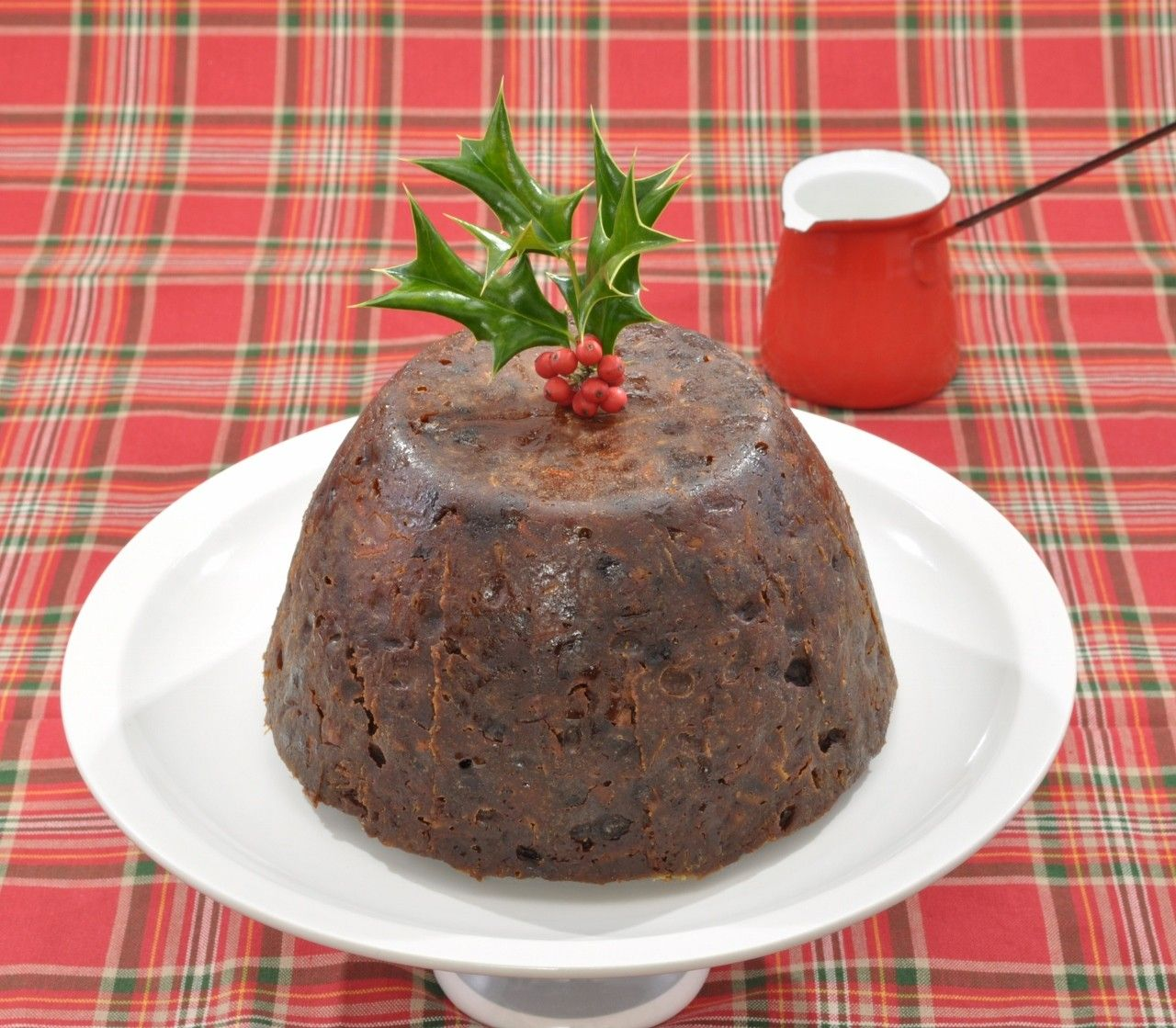 Christmas Pudding!