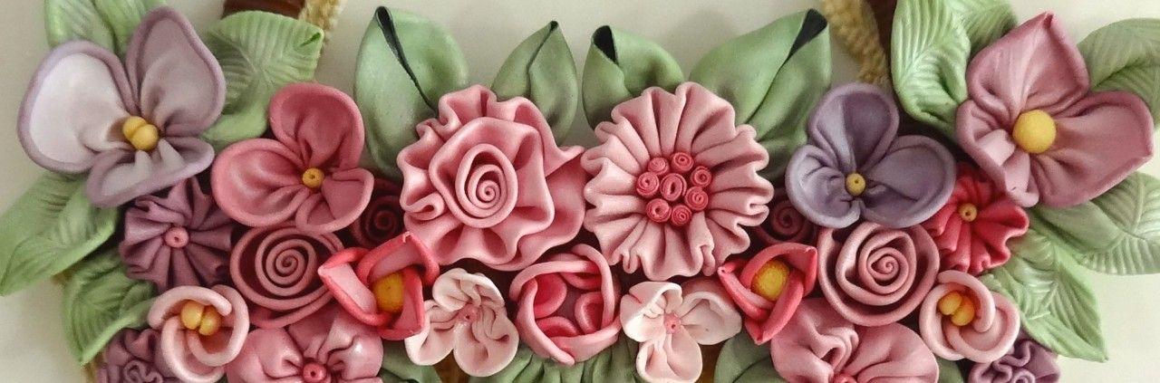 Gary Chapman's Fabulous Fabric-Inspired Flowers