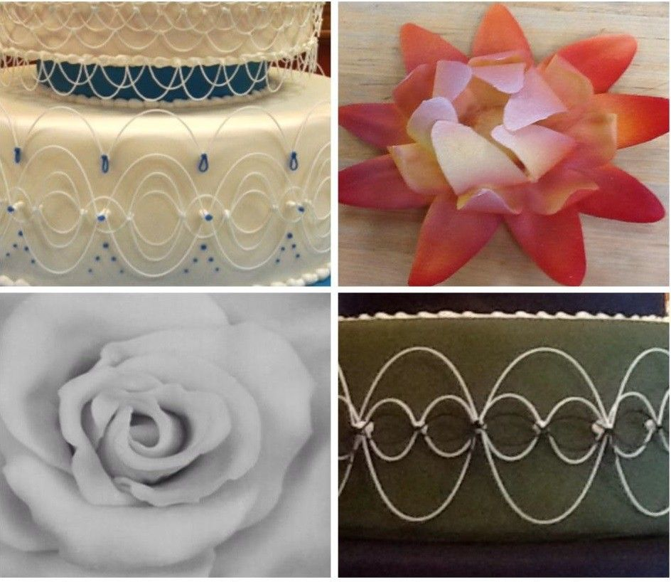 Oriental Stringwork and Isomalt classes!!