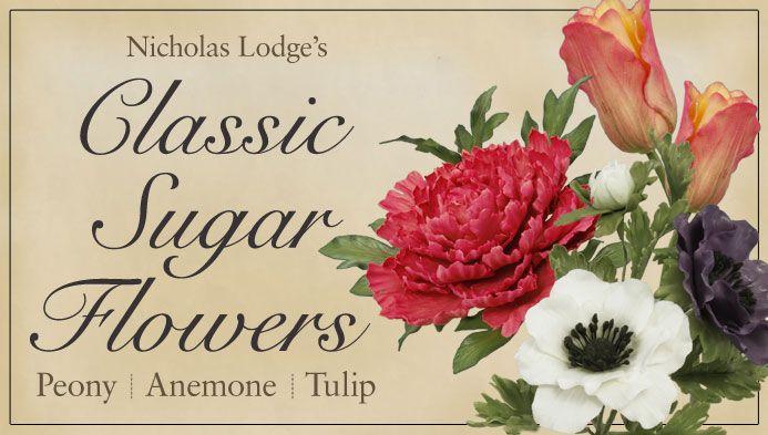 Classic Sugar Flowers
