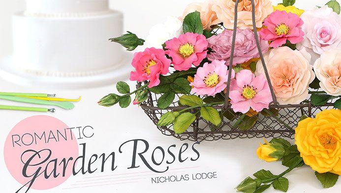 Romantic Garden Roses