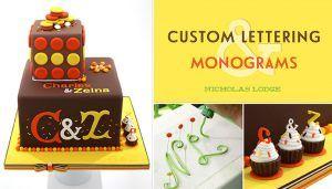 Customer Lettering & Monograms